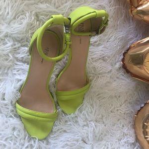 Prabul Gurung x Target shoes